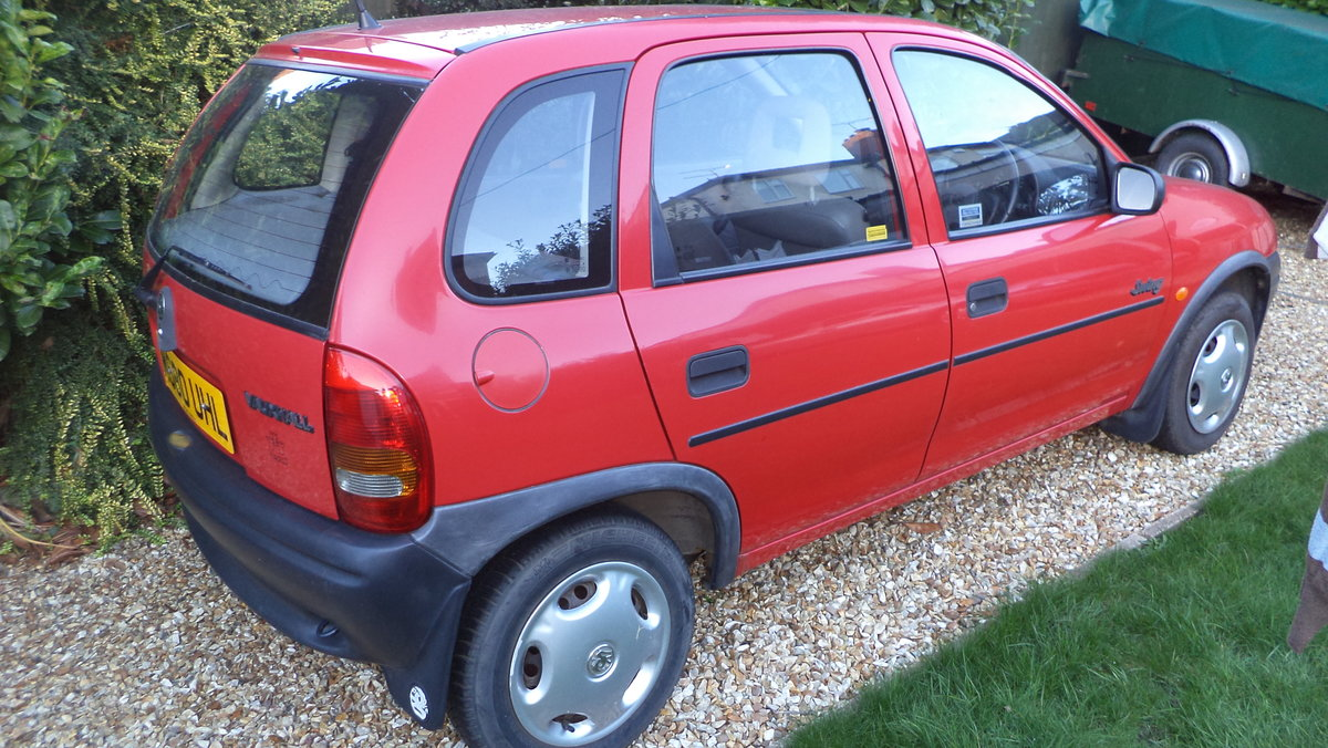 1994 vauxhall corsa For Sale (picture 3 of 3)