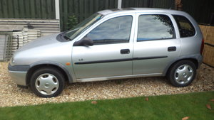 1998 vauxhall corsa For Sale