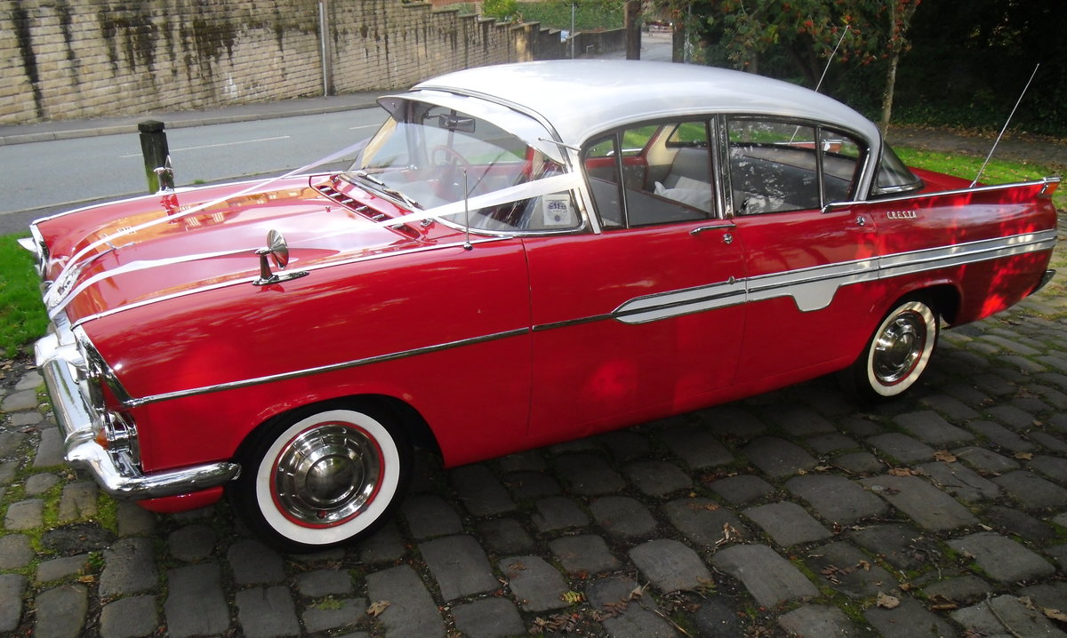 1960 Classic Cresta (spares) For Sale (picture 6 of 6)