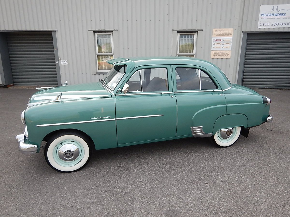 1955 VAUXHALL VELOX E-SERIES For Sale (picture 1 of 6)