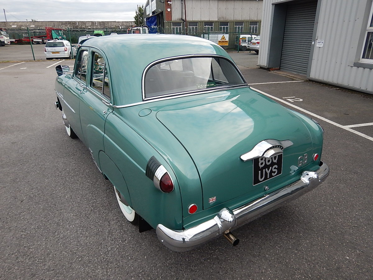 1955 VAUXHALL VELOX E-SERIES For Sale (picture 4 of 6)