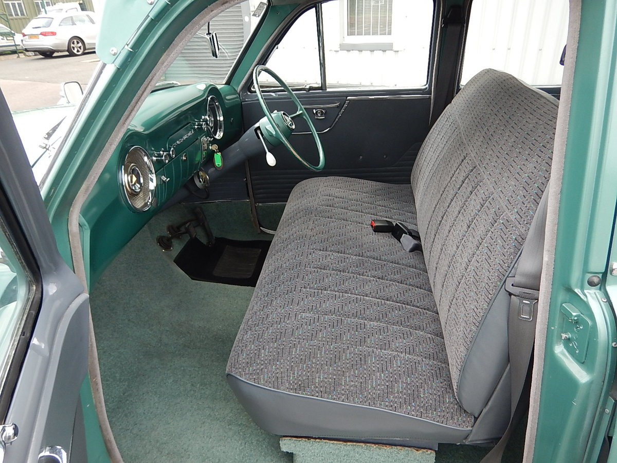 1955 VAUXHALL VELOX E-SERIES For Sale (picture 5 of 6)
