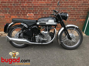1961 Velocette Viper - 350cc, Single Thumper SOLD