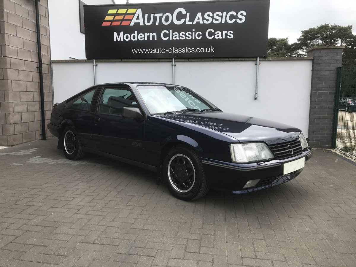 1984 Opel Monza 3.0 24 Valve GSE  SOLD (picture 1 of 6)