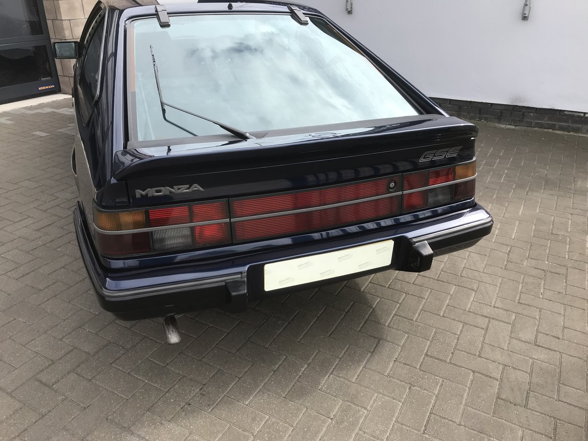 1984 Opel Monza 3.0 24 Valve GSE  SOLD (picture 4 of 6)