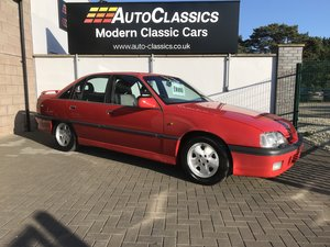 1989 Vauxhall Carlton 3000 Gsi, Manual, Restored  For Sale