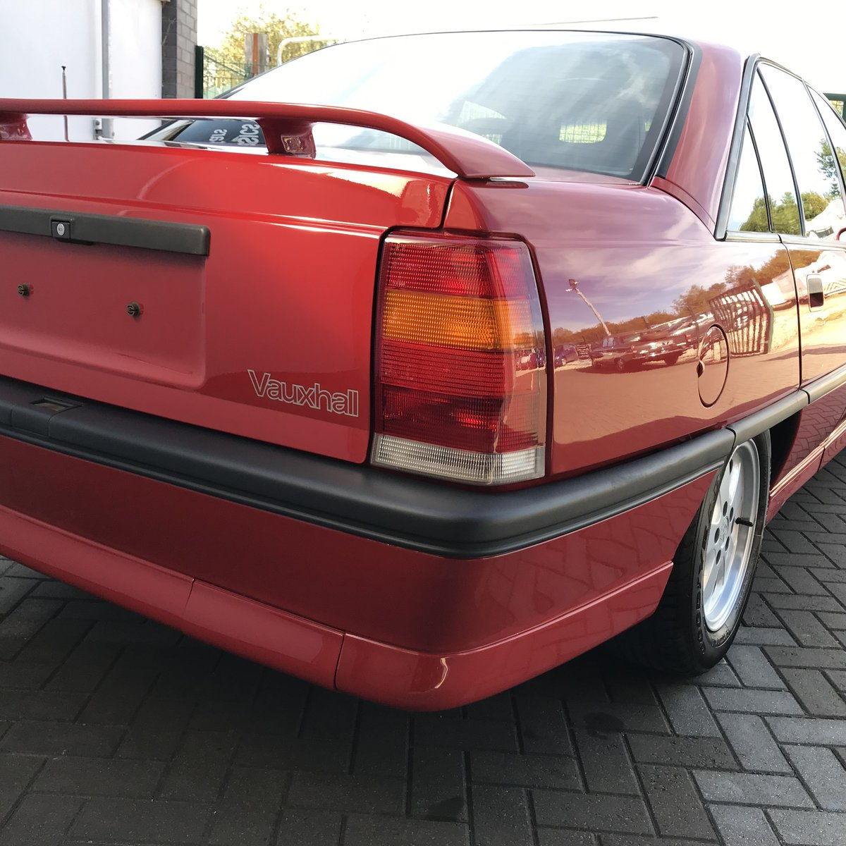1989 Vauxhall Carlton 3000 Gsi, Manual, Restored  For Sale (picture 5 of 6)