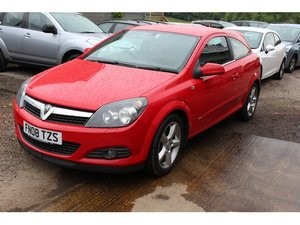 2008 Vauxhall Astra F s history 150bhp  For Sale