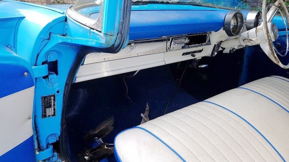 1960 Vauxhall Cresta PA for restoration. SOLD (picture 6 of 6)