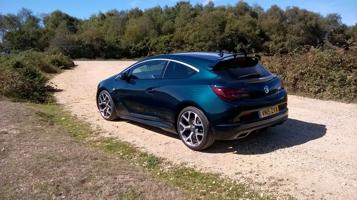 2015 Vauxhall GTC Rare Colour: Low Mileage: High Spec. For Sale (picture 2 of 6)