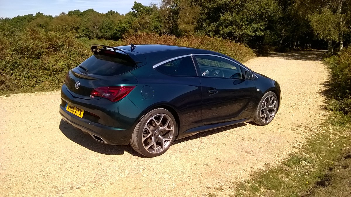 2015 Vauxhall GTC Rare Colour: Low Mileage: High Spec. For Sale (picture 3 of 6)