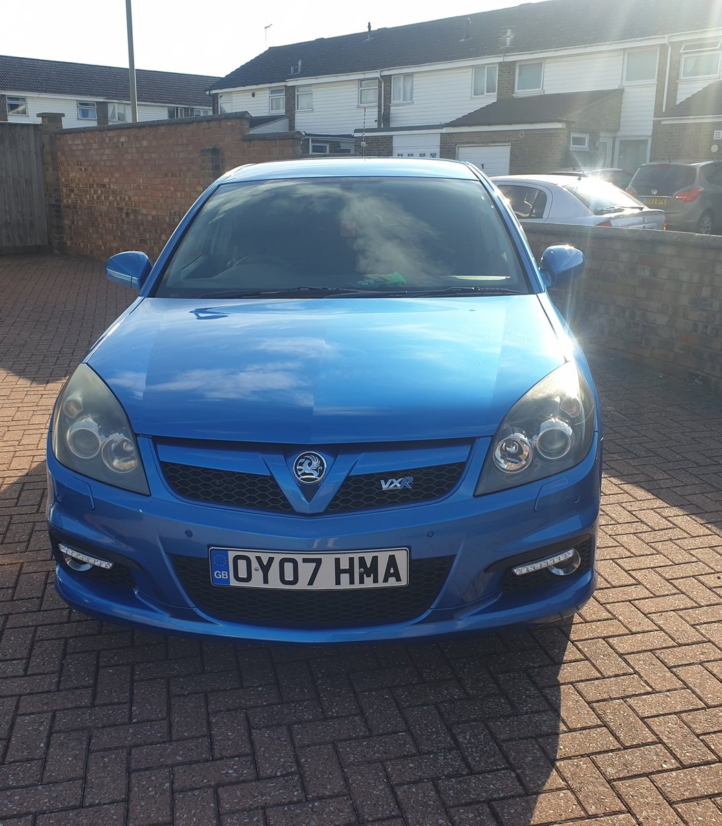 2007 Vauxhall Vectra VXR For Sale (picture 3 of 6)