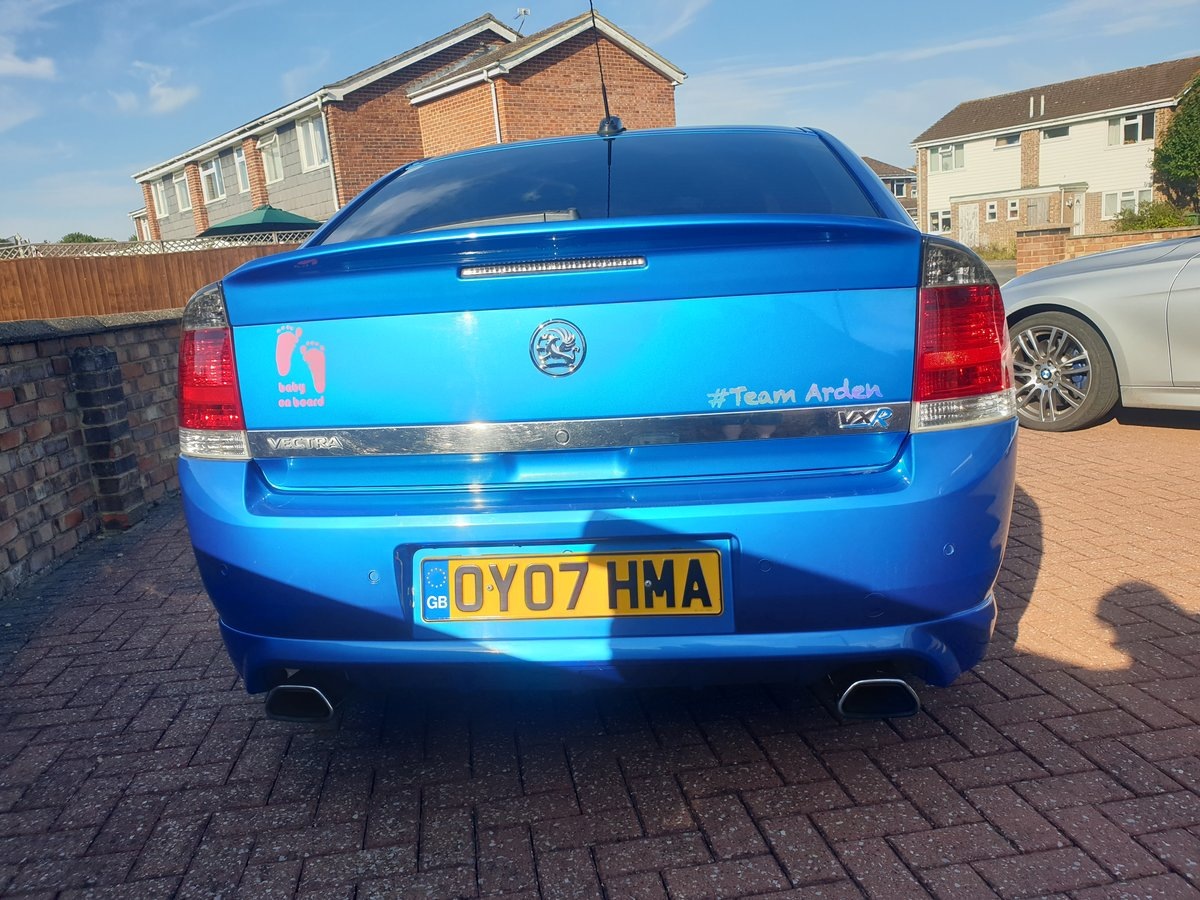 2007 Vauxhall Vectra VXR For Sale (picture 4 of 6)