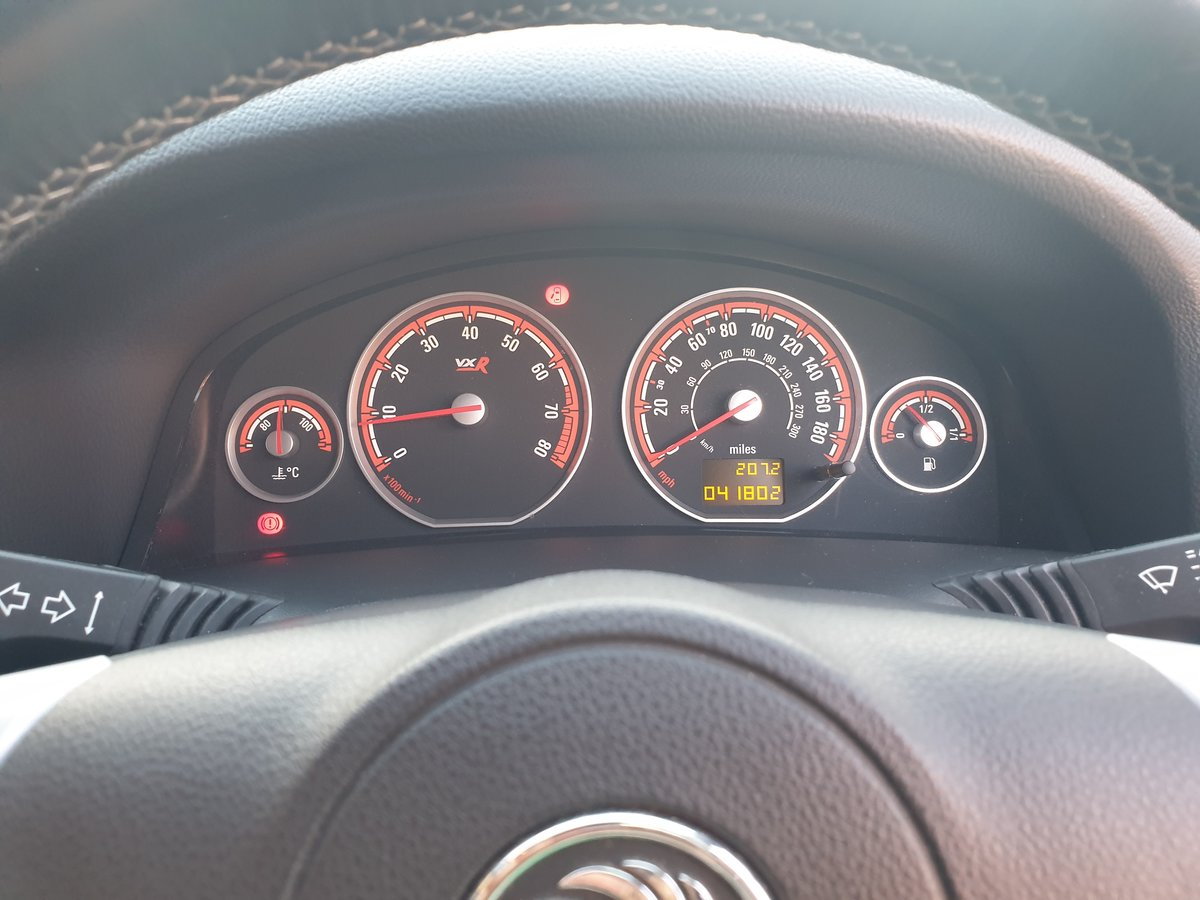2007 Vauxhall Vectra VXR For Sale (picture 5 of 6)