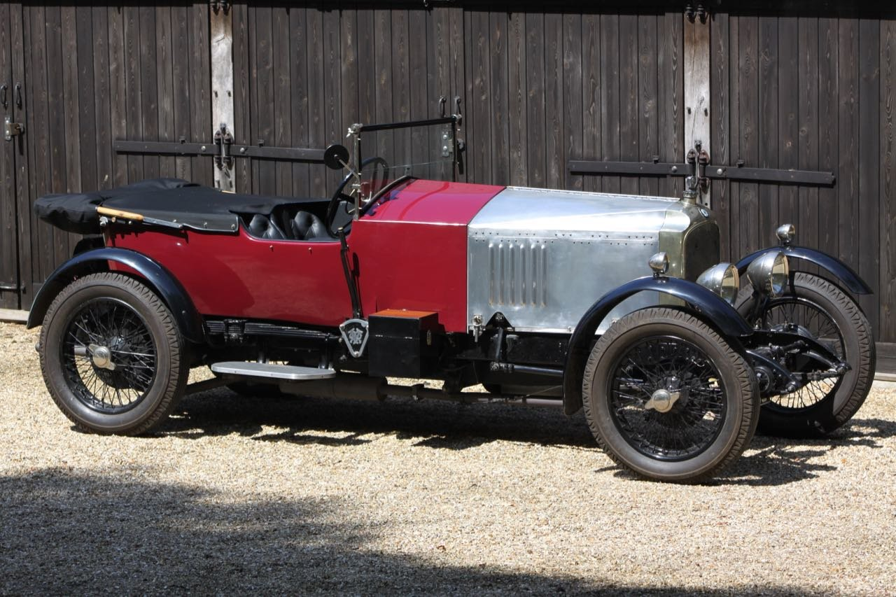 1926 Vauxhall 14-40 with 30-98 spec 23-60 engine For Sale (picture 2 of 6)