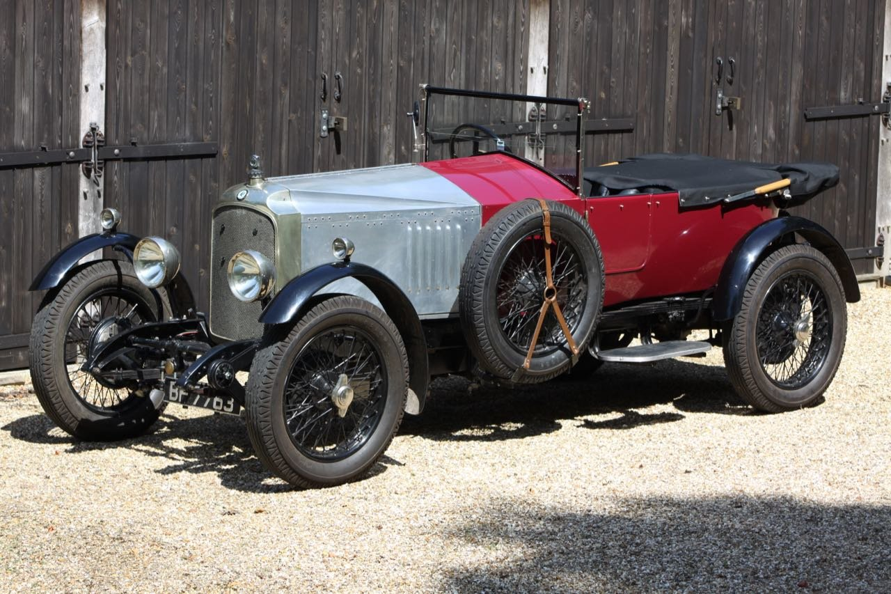 1926 Vauxhall 14-40 with 30-98 spec 23-60 engine For Sale (picture 3 of 6)