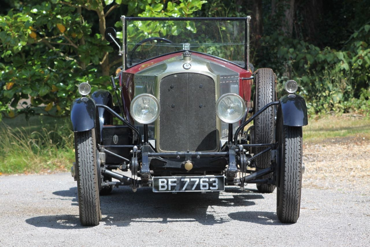 1926 Vauxhall 14-40 with 30-98 spec 23-60 engine For Sale (picture 4 of 6)