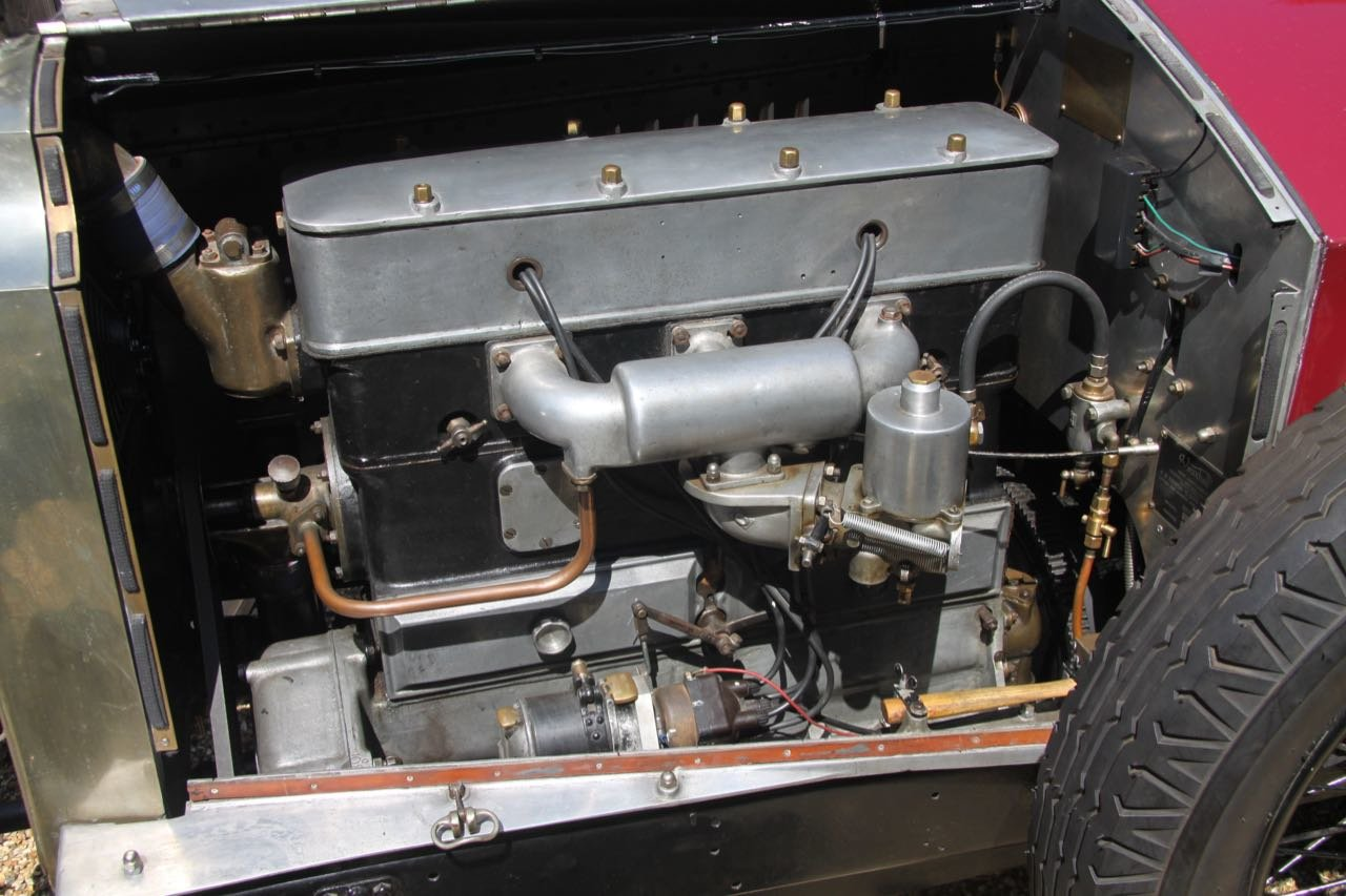 1926 Vauxhall 14-40 with 30-98 spec 23-60 engine For Sale (picture 6 of 6)
