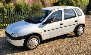1996 Vauxhall Corsa  lady owner for 20yrs 23,000 Miles