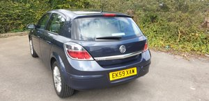 2009 Vauxhall astra 1.6 active For Sale