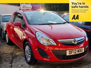 2012 Vauxhall Corsa 1.0 S Ecoflex - Perfect first car