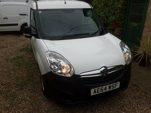 2014 Vauxhall combo van 64 reg one owner full history For Sale