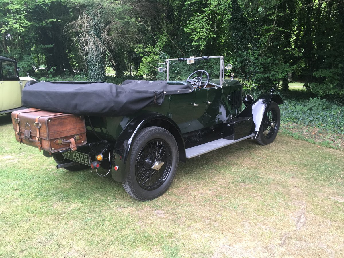 1926 Vauxhall 14/40 Princeton Tourer For Sale (picture 3 of 6)