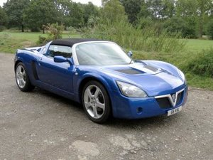 2002 Vauxhall VX220 For Sale by Auction