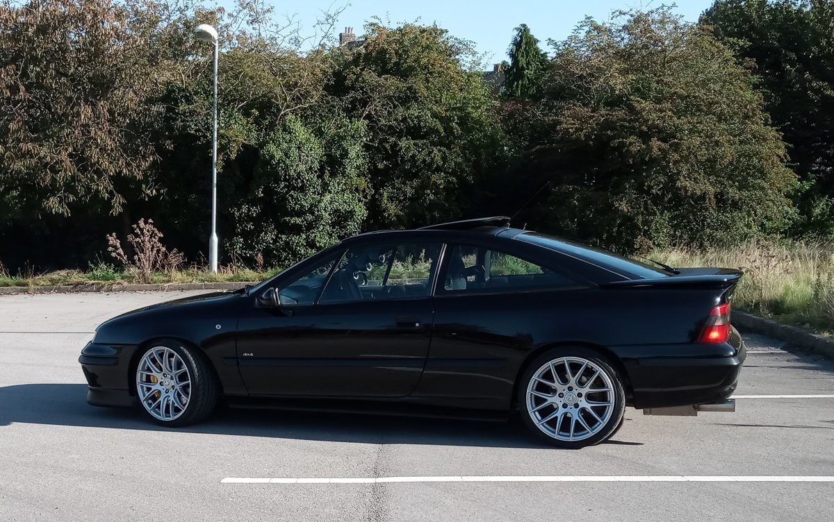 1994 calibra turbo with 4x4 Immaculate  For Sale (picture 2 of 6)