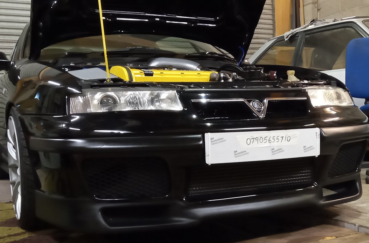1994 calibra turbo with 4x4 Immaculate  For Sale (picture 6 of 6)