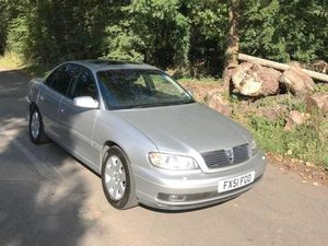 2001 Vauxhall Omega 2.5 V6 CDX For Sale by Auction