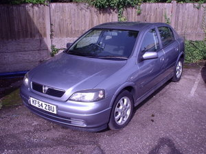 Picture of 2004 VAUXHALL ASTRA DIESEL SOLD
