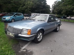 1980 vauxhall royale coupe unrestored rare classic