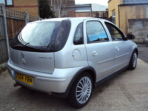 2004 Vauxhall Corsa Design – With Long MOT – IDEAL FOR NEW DRIVER SOLD