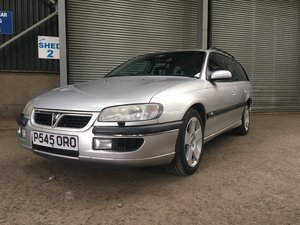 1996 Vauxhall Omega Elite For Sale by Auction