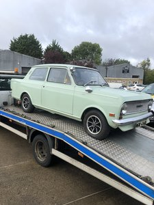 1966 Vauxhall viva HA Barn find interesting car
