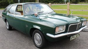 1973 Vauxhall Victor 2.3 SL Estate Car 45,000 miles  SOLD