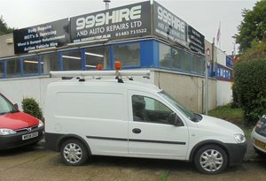 Vauxhall combo 1.3cdti 16v 2000kg 2010 /60 ex bt For Sale
