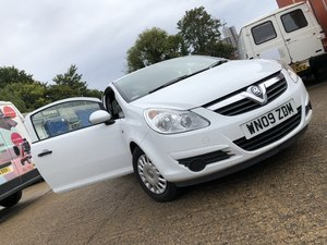 2009 Corsa Ex bt openreach -mapped for fuel economy 48k For Sale