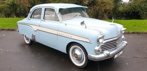 **REMAINS AVAILABLE** 1957 Vauxhall Cresta For Sale by Auction