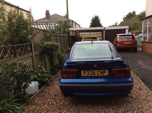 1997 Calibra Classic car  For Sale
