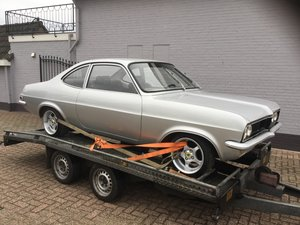 1972 Vauxhall  Firenza  Coming soon project  rare car