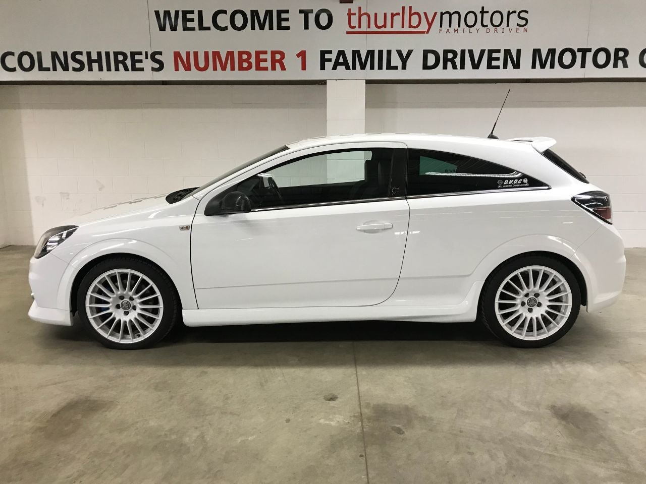 2008 VAUXHALL ASTRA VXR NURBURGRING For Sale (picture 4 of 5)