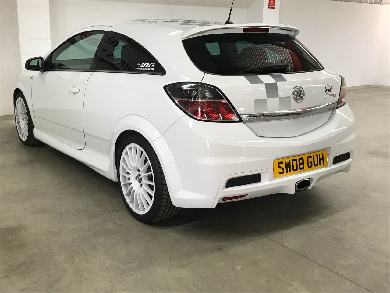 2008 VAUXHALL ASTRA VXR NURBURGRING For Sale (picture 5 of 5)