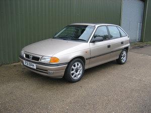 1996 Vauxhall Astra