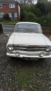 1963 Vauxhall VX/490