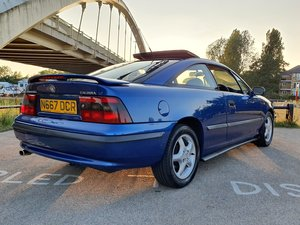 1995 Vauxhall calibra 2.0i 8v Auto SE4, Genuine 46k For Sale