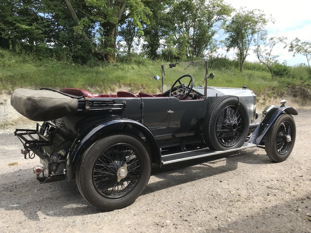 1926 Vauxhall 30/98 OE For Sale (picture 2 of 6)
