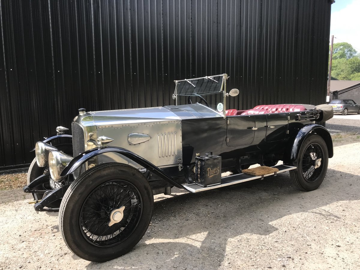 1926 Vauxhall 30/98 OE For Sale (picture 5 of 6)