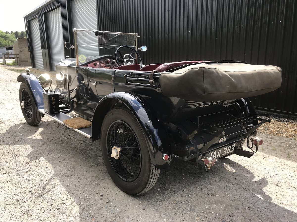 1926 Vauxhall 30/98 OE For Sale (picture 6 of 6)